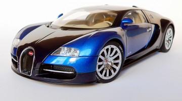 Bugatti Veyron 1:18 von AUTOart – Ein Test