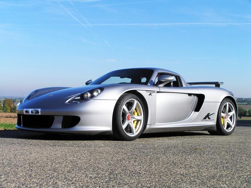 Edles Tuning | Porsche Carrera GT Kubatech