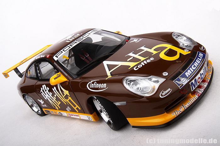 Porsche 911 GT3 R Asian Carrera Cup #1 M.Marsh von AUTOart