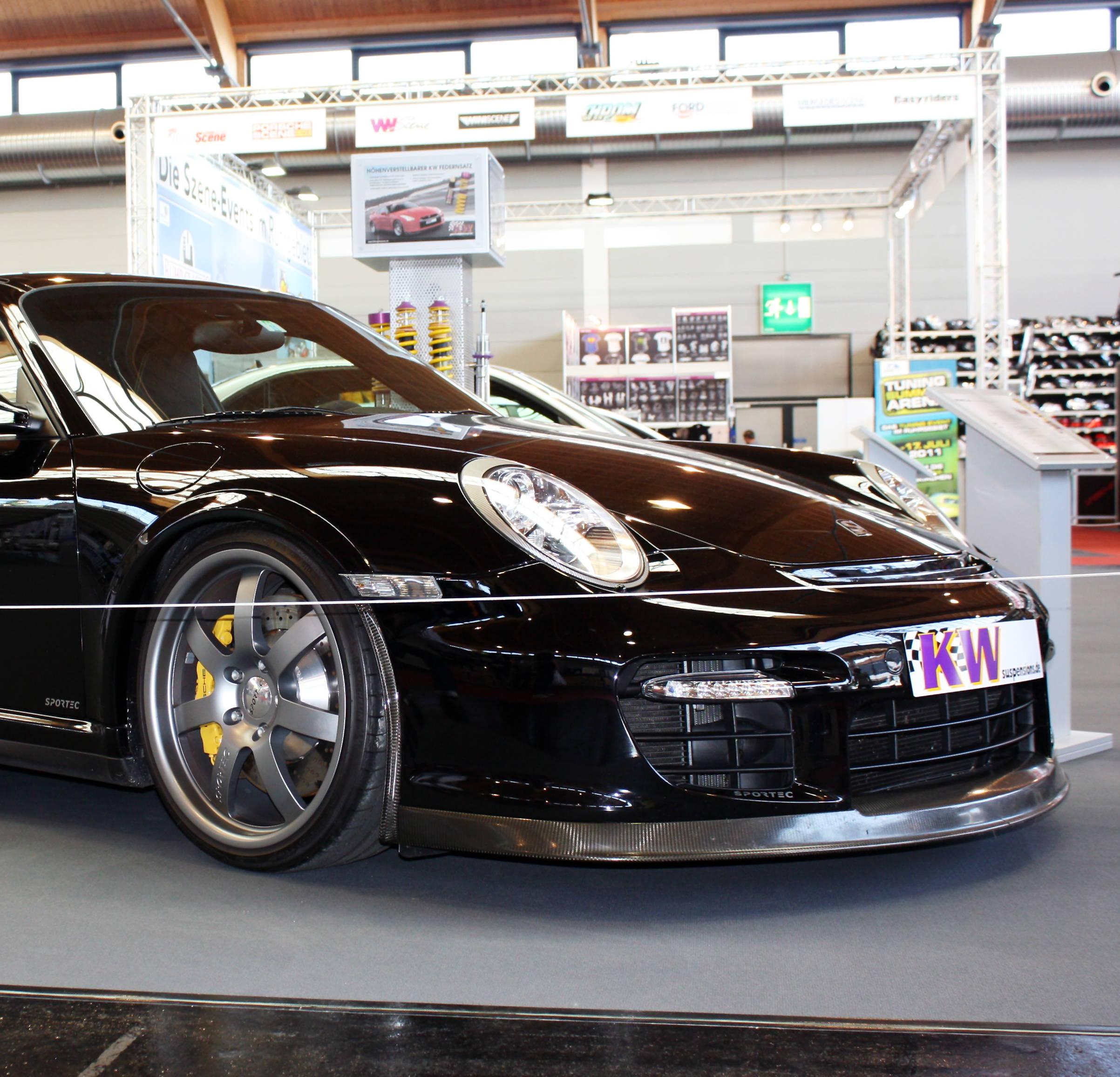 750 PS im Porsche GT2 – der Sportec SP750 rockt!