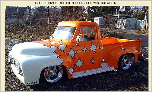 Ford-Pickup Tuning auf Tuningmodelle.de