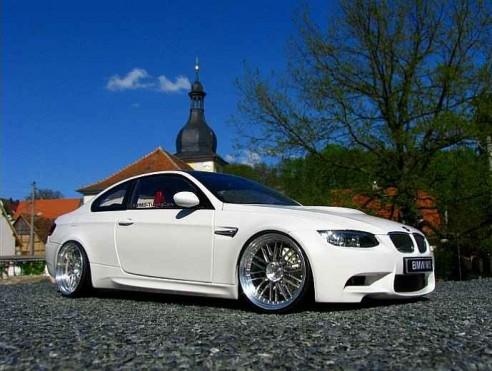 BMW M3 E92 Tuningmodell