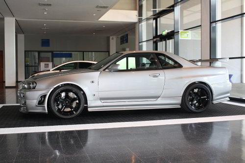 Nissan Skyline R34 GT-R JAPO Tuning
